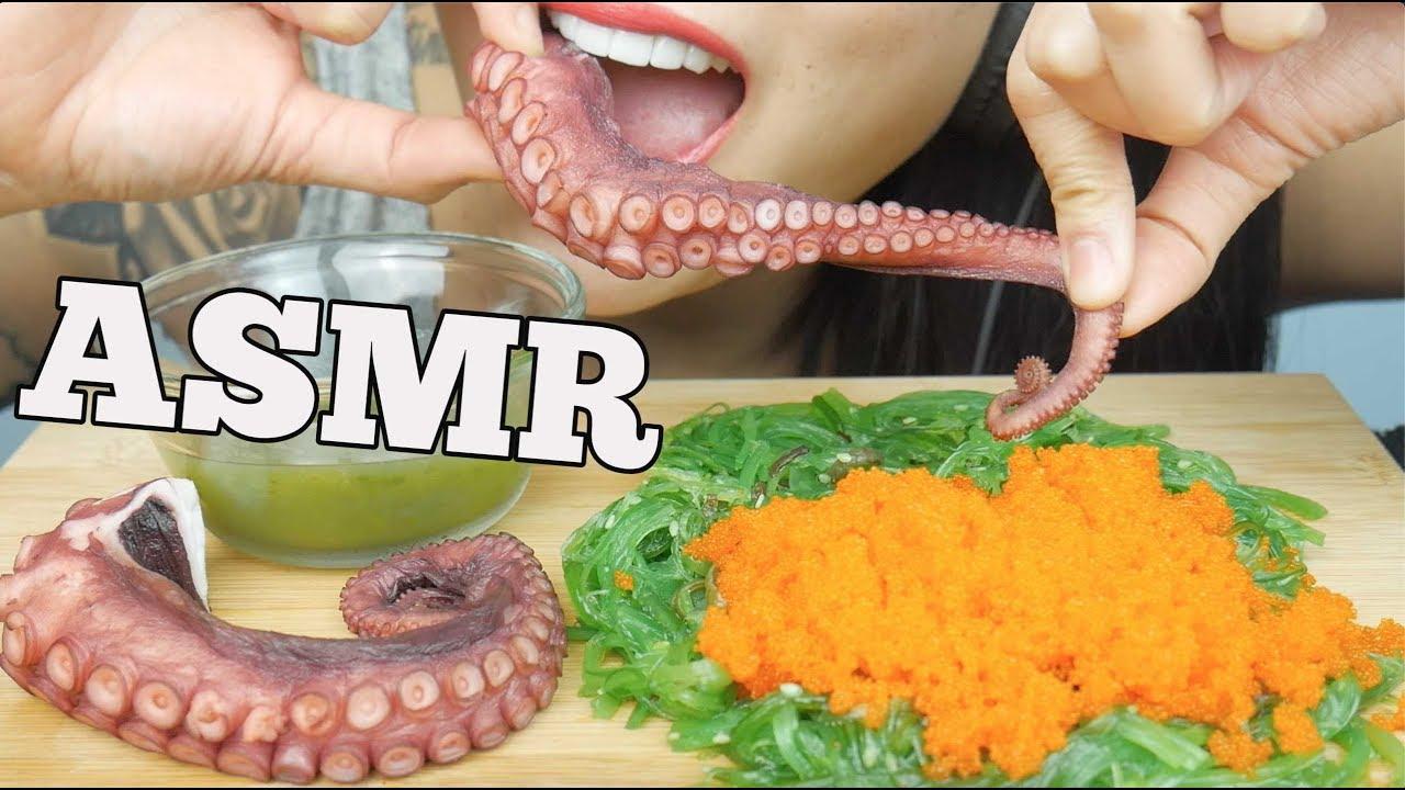 Asmr Octopus Tako Seaweed Salad Tobiko Eggs Crunchy Chewy Eating Sounds No Talking Sas Asmr Youtube 326 likes · 67 talking about this. asmr octopus tako seaweed salad tobiko eggs crunchy chewy eating sounds no talking sas asmr
