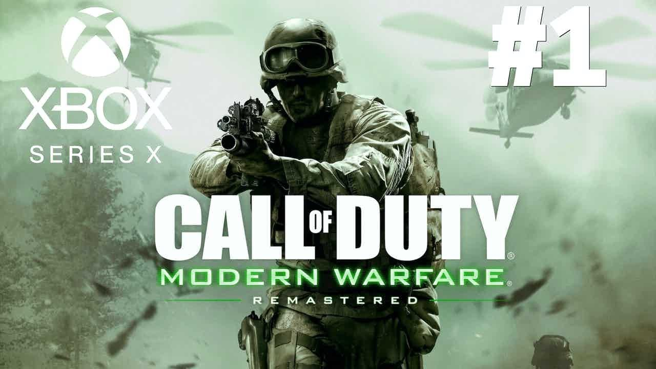 Download Call of Duty: Modern Warfare Remastered | Part 1- F.N.G. / Crew Expendable (Xbox Series X)