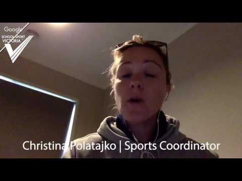 Christina Polatajko Sport Coordinator