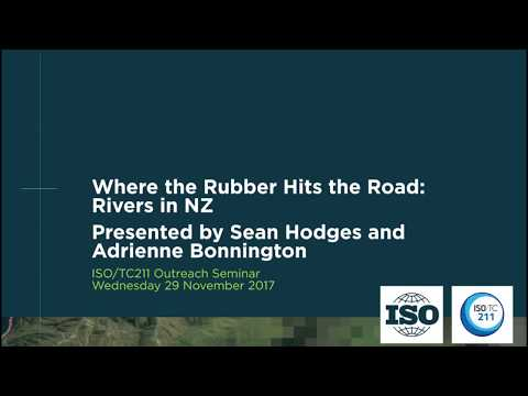 Where the Rubber Hits the Road presented by Sean Hodges and Adrienne Bonnington
