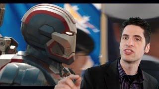 Iron Man 3 trailer review