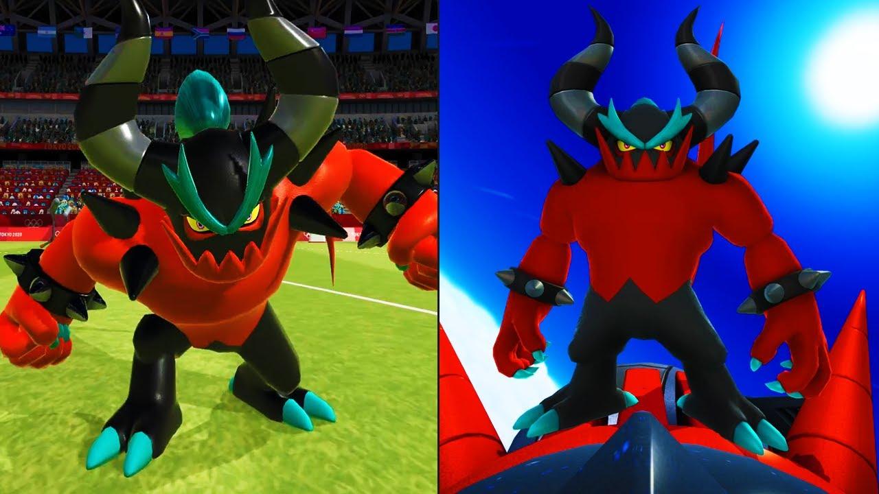 Evolution of Zavok from Sonic Lost World (2013-2020)