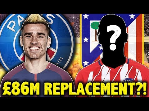 Atletico To Replace Antoine Griezmann With Real Madrid's Top Target?! | Transfer Talk