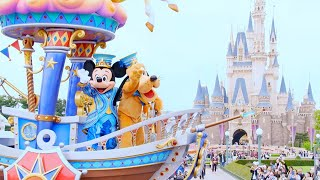【元記事はこちら】 東京ディズニーリゾート35周年をお祝い!ダイジェス...