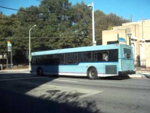 CCT D40LF #4008 (to Arts Center Station)