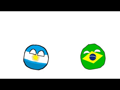 Why Argentina and Brazil love/hate each other?