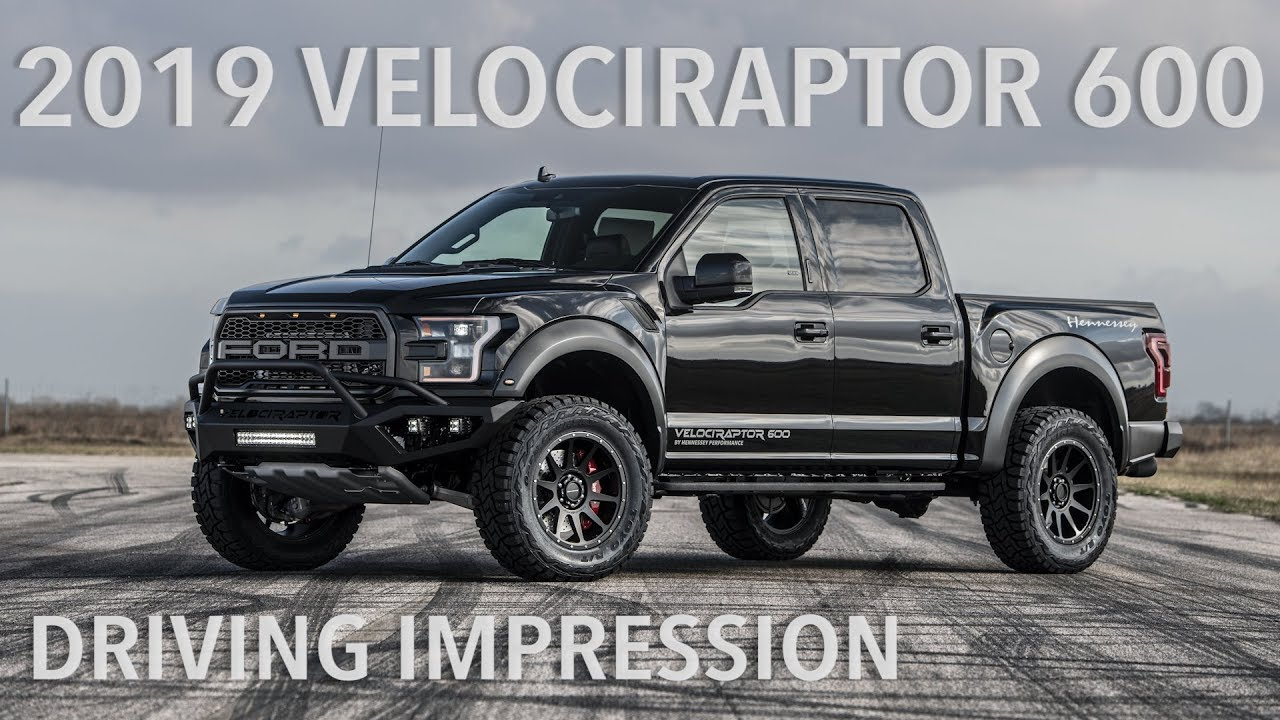 VelociRaptor 600 Twin Turbo