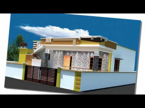 Front elevation design for house