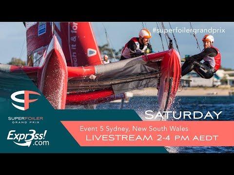 SuperFoiler Live Stream Event 5 - Sydney, NSW Saturday