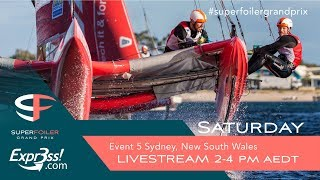 SuperFoiler Live Stream Event 5 - Sydney, NSW Saturday