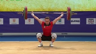 European Weightlifting Championships 2017 Women Senior 75 kg B