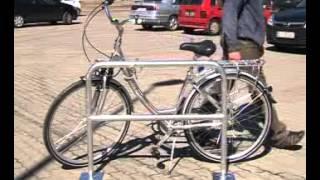 Stojak rowerowy SRP-2
