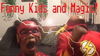 Funny Kids and Magic!!!
