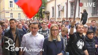 Срочно! Встреча в ЦИКе с Эллой Памфиловой и недопущенными кандидатами в депутаты!