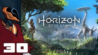 Let's Play Horizon Zero Dawn - PS4 Gameplay Part 30 - Project: Zero Dawn