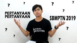 Download Video Pertanyaan di SBMPTN 2019 #PART2 MP3 3GP MP4