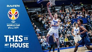 Finland v France - Highlights - FIBA Basketball World Cup 2019 - European Qualifiers
