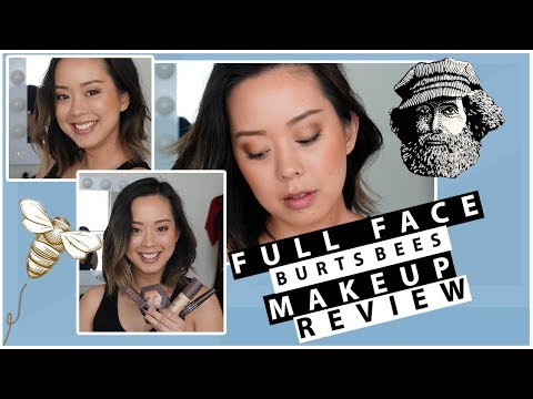 BURTS BEES MAKEUP REVIEW  |  SEREIN WU