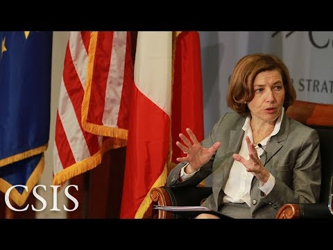 Global Leaders Forum: H.E. Florence Parly, Minister for the Armed Forces of France