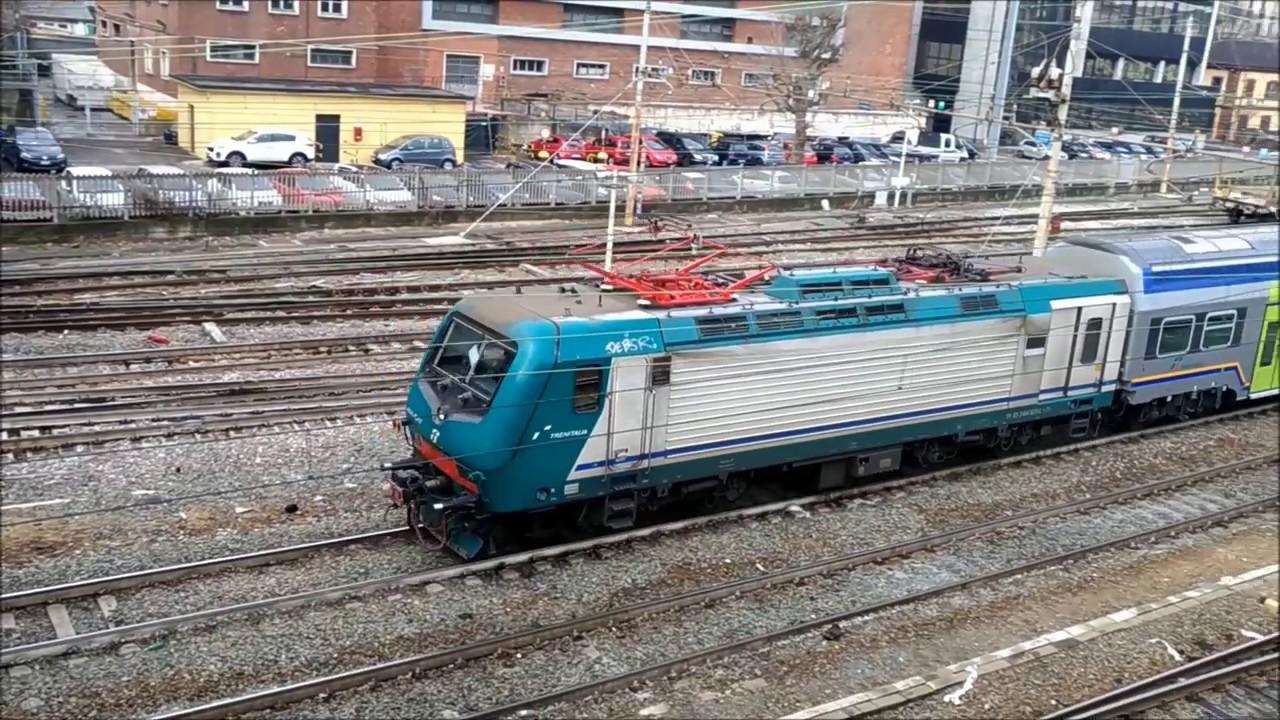Treni vari a torino porta nuova various trains at torino - Orari treni milano torino porta nuova ...