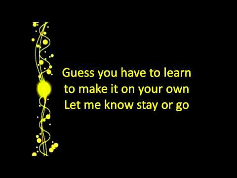 Shaggy - Ultimatum Ft. Natasha Watkins (lyrics Video)