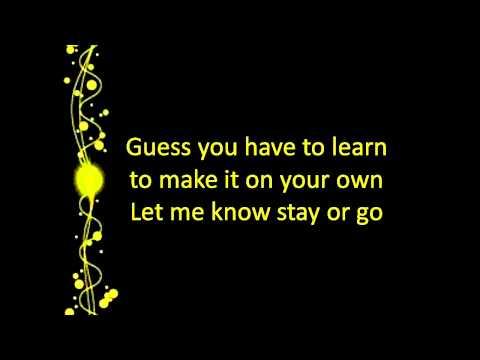 Shaggy - Ultimatum ft. Natasha Watkins (lyrics Video)
