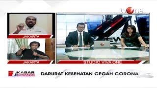 Adu Argumen Ali Mochtar Ngabalin vs Margarito Kamis, Soal Status Darurat Kesehatan | tvOne