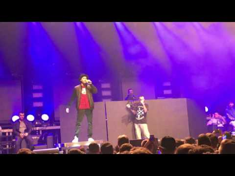Bushido ft. Shindy & Hustensaft Jüngling Guest ►Sonny,$hindy Live Wien HD