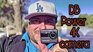 DB Power 4K Camara de accion - 2.31