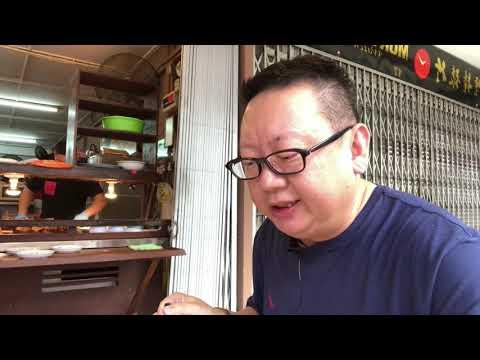 Famous kueh zap in Sarawak #trending 鸭粿汁