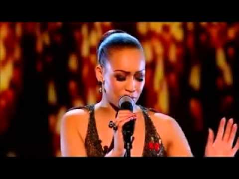 2010 Rebecca Ferguson - Audition to Final