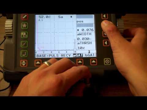 Thin Material Calibration USM 35