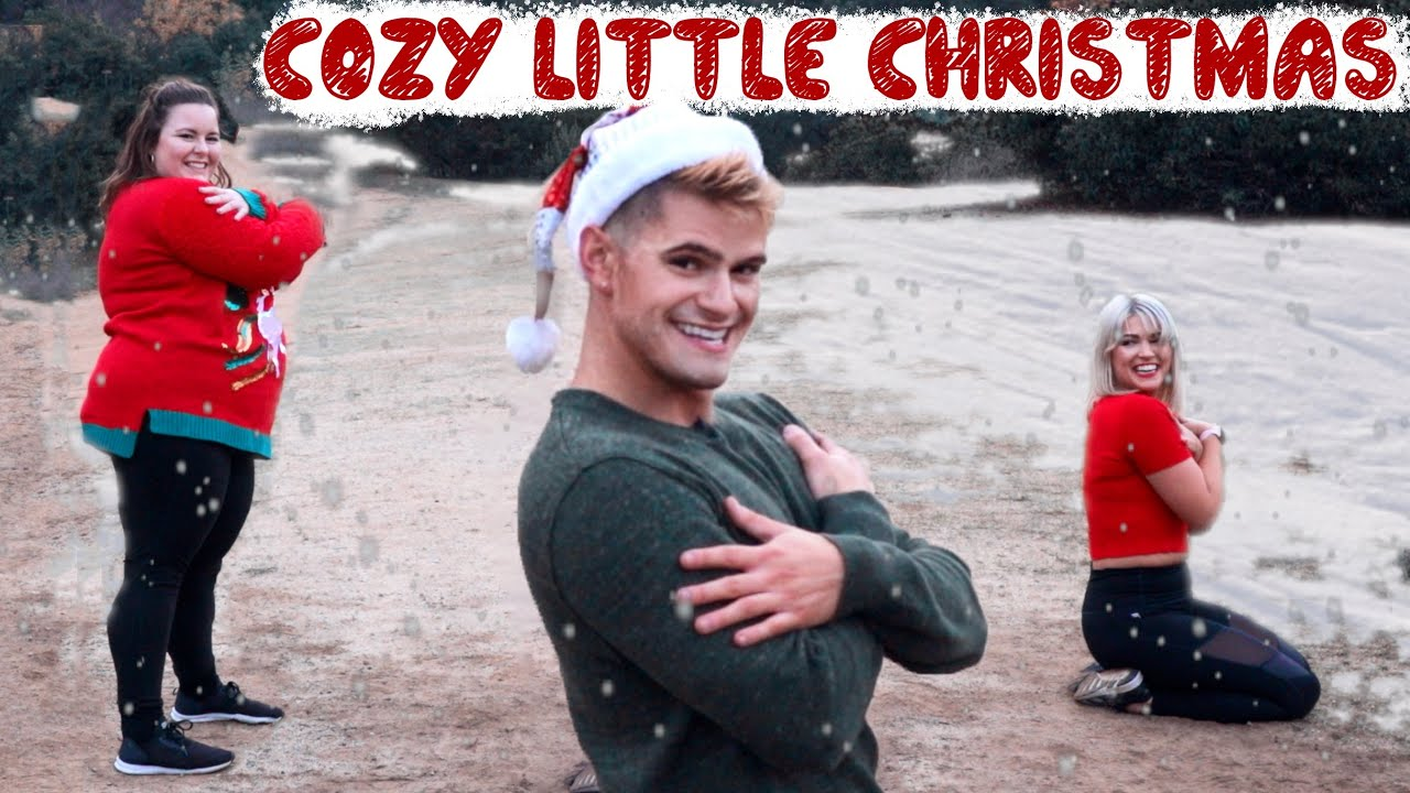 Katy Perry - Cozy Little Christmas | Caleb Marshall | Holiday Dance Workout