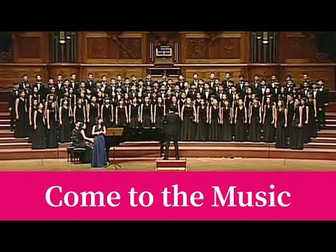 Come to the Music (Joseph Martin) -National Taiwan University Chorus