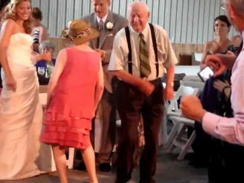 YMCA Wedding Dance Tradition