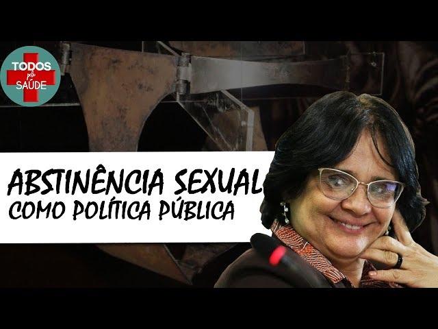 ABSTINÊNCIA SEXUAL COMO POLÍTICA PÚBLICA DE SAÚDE