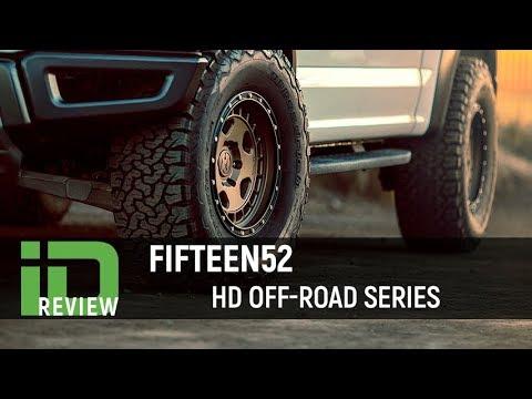 Fifteen52 HD Truck Series