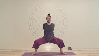 "Yogastunde-2 Anfänger+Mittelstufe ""Sonnengruß"""