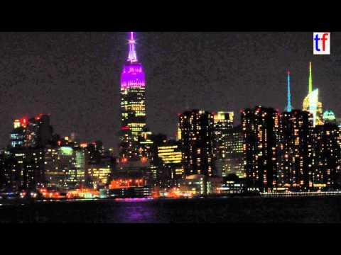 **AMAZING** Manhattan Skyline @ Night, October 2014.