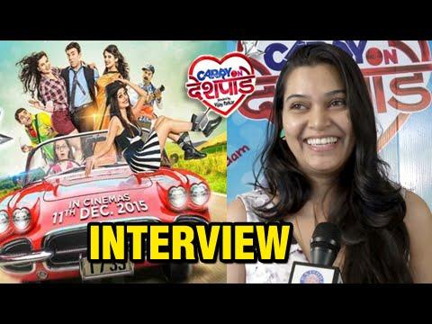 Carry On Deshpande | Hemalata Bane Interview | Latest Comedy Marathi Movie 2015