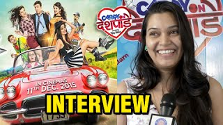 Carry On Deshpande | Hemalata Bane Interview | Latest Comedy Marathi Movie 2015