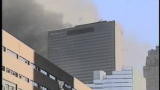 WTC 7 Collapse Full - Do you hear explosives?