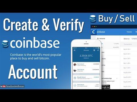 buy coinbase verified account