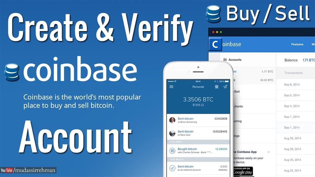 coinbase earn verify account