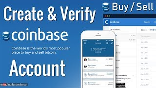 How to Create and Verify Account For Coinbase | Complete Guide In Urdu/Hindi