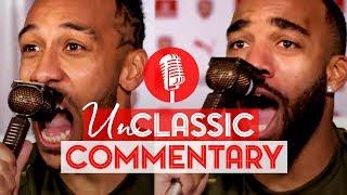 Aubameyang & Lacazette | UnClassic Commentary | Arsenal 4 - 2 Tottenham Hotspur