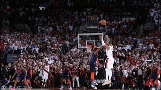 Damian Lillard Buzzer Beater to win series vs Thunder | 2019 NBA Playoffs