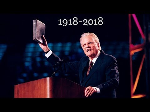 🔴LIVE: Billy Graham Dead at 99 - LIVE BREAKING NEWS COVERAGE