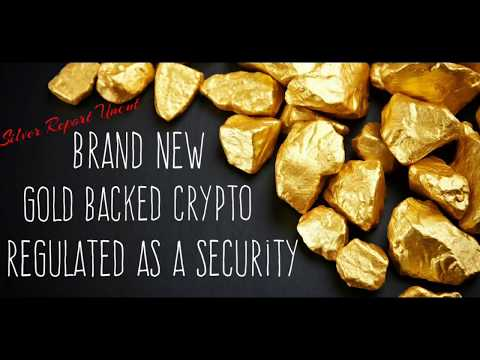 Brand New Gold Backed Blockchain Cryptocurrency From IEG Holdings Regulated as a Security