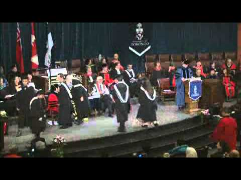 University of Toronto Scarborough (UTSC) Fall 2012 Convocation Ceremony